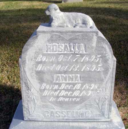 GASSELING, ANNA - Box Butte County, Nebraska   ANNA GASSELING - Nebraska Gravestone Photos