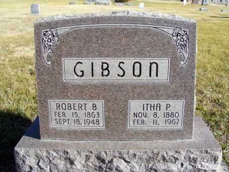 GIBSON, ROBERT B. - Box Butte County, Nebraska | ROBERT B. GIBSON - Nebraska Gravestone Photos