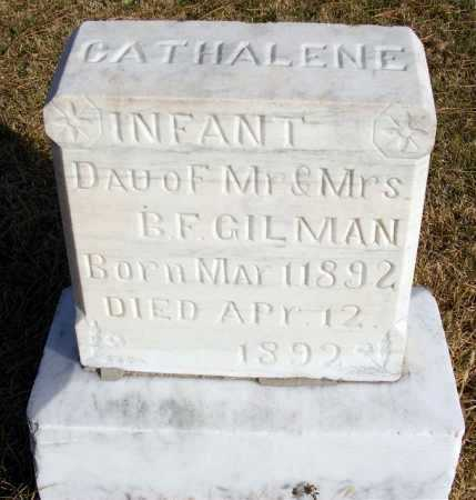 GILMAN, CATHALENE - Box Butte County, Nebraska | CATHALENE GILMAN - Nebraska Gravestone Photos