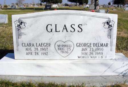 GLASS, CLARA C. - Box Butte County, Nebraska | CLARA C. GLASS - Nebraska Gravestone Photos
