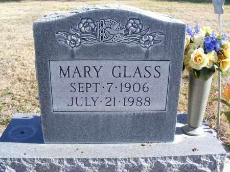 GLASS, MARY - Box Butte County, Nebraska | MARY GLASS - Nebraska Gravestone Photos