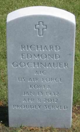 GOCHNAUER, RICHARD  EDMOND - Box Butte County, Nebraska   RICHARD  EDMOND GOCHNAUER - Nebraska Gravestone Photos