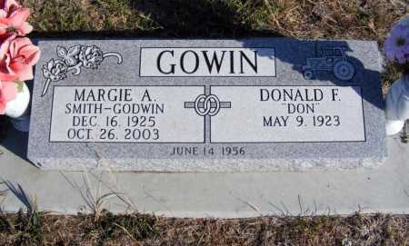 "GOWIN, DONALD F. ""DON"" - Box Butte County, Nebraska 