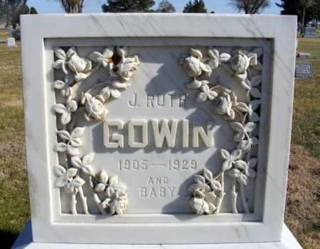 GOWIN, BABY - Box Butte County, Nebraska | BABY GOWIN - Nebraska Gravestone Photos