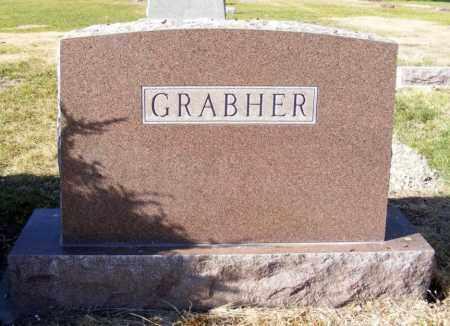 GRABHER, FAMILY - Box Butte County, Nebraska | FAMILY GRABHER - Nebraska Gravestone Photos