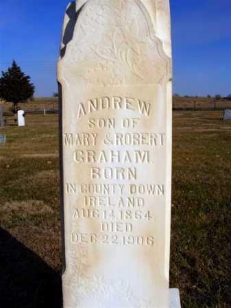 GRAHAM, ANDREW - Box Butte County, Nebraska | ANDREW GRAHAM - Nebraska Gravestone Photos