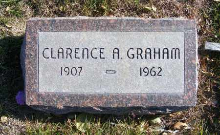 GRAHAM, CLARENCE A. - Box Butte County, Nebraska | CLARENCE A. GRAHAM - Nebraska Gravestone Photos