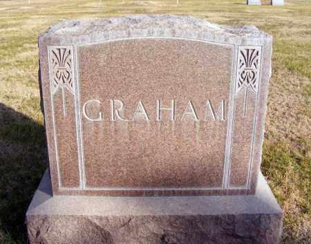 GRAHAM, FAMILY - Box Butte County, Nebraska   FAMILY GRAHAM - Nebraska Gravestone Photos