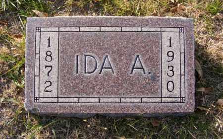 GRAHAM, IDA A. - Box Butte County, Nebraska | IDA A. GRAHAM - Nebraska Gravestone Photos