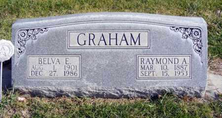 GRAHAM, RAYMOND A. - Box Butte County, Nebraska | RAYMOND A. GRAHAM - Nebraska Gravestone Photos