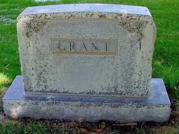 GRANT, FAMILY - Box Butte County, Nebraska | FAMILY GRANT - Nebraska Gravestone Photos