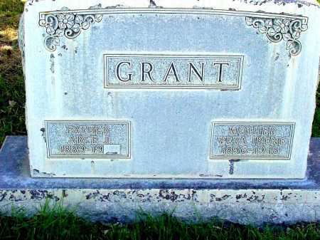GRANT, ARLE J. - Box Butte County, Nebraska | ARLE J. GRANT - Nebraska Gravestone Photos