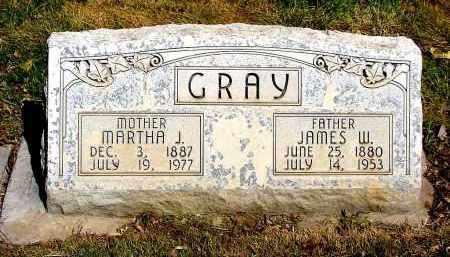 GRAY, MARTHA J. - Box Butte County, Nebraska   MARTHA J. GRAY - Nebraska Gravestone Photos