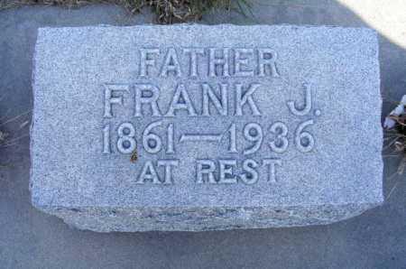 GREENE, FRANK J. - Box Butte County, Nebraska | FRANK J. GREENE - Nebraska Gravestone Photos