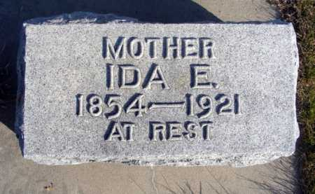 PRIEST GREENE, IDA E. - Box Butte County, Nebraska | IDA E. PRIEST GREENE - Nebraska Gravestone Photos