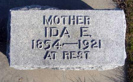 GREENE, IDA E. - Box Butte County, Nebraska | IDA E. GREENE - Nebraska Gravestone Photos