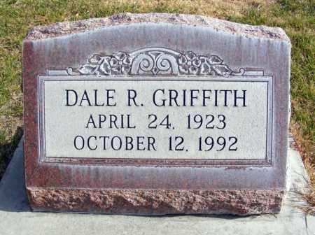 GRIFFITH, DALE R. - Box Butte County, Nebraska | DALE R. GRIFFITH - Nebraska Gravestone Photos