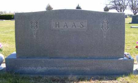 HAAS, FAMILY - Box Butte County, Nebraska   FAMILY HAAS - Nebraska Gravestone Photos