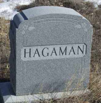 HAGAMAN, FAMILY HEADSTONE - Box Butte County, Nebraska | FAMILY HEADSTONE HAGAMAN - Nebraska Gravestone Photos