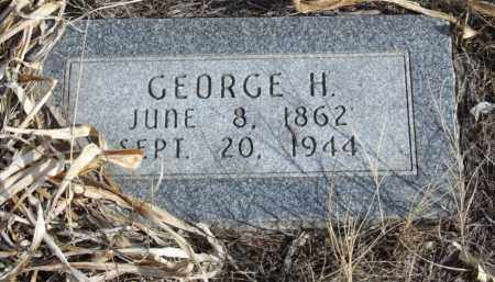 HAGAMAN, GEORGE H. - Box Butte County, Nebraska   GEORGE H. HAGAMAN - Nebraska Gravestone Photos