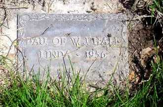 HALL, LINDA - Box Butte County, Nebraska | LINDA HALL - Nebraska Gravestone Photos