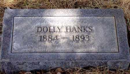 HANKS, DOLLY - Box Butte County, Nebraska | DOLLY HANKS - Nebraska Gravestone Photos