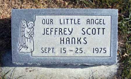 HANKS, JEFFREY SCOTT - Box Butte County, Nebraska   JEFFREY SCOTT HANKS - Nebraska Gravestone Photos