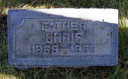 HANSEN, CHRIS - Box Butte County, Nebraska | CHRIS HANSEN - Nebraska Gravestone Photos
