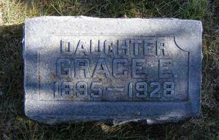 HANSEN, GRACE E. - Box Butte County, Nebraska   GRACE E. HANSEN - Nebraska Gravestone Photos