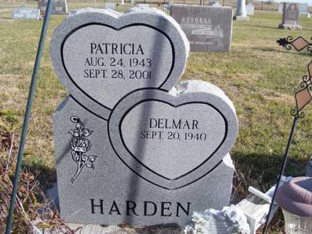 HARDEN, DELMAR - Box Butte County, Nebraska | DELMAR HARDEN - Nebraska Gravestone Photos