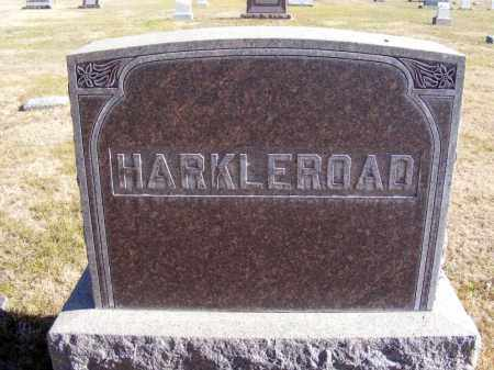 HARKLEROAD, FAMILY - Box Butte County, Nebraska | FAMILY HARKLEROAD - Nebraska Gravestone Photos