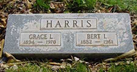 HARRIS, BERT L. - Box Butte County, Nebraska | BERT L. HARRIS - Nebraska Gravestone Photos