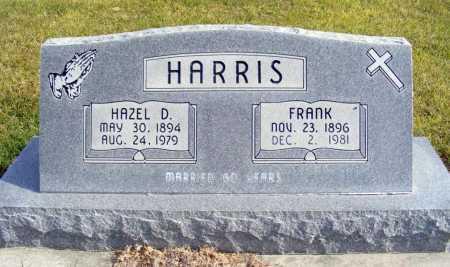 HARRIS, FRANK - Box Butte County, Nebraska   FRANK HARRIS - Nebraska Gravestone Photos
