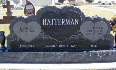 "HATTERMAN, RICHARD G. ""DICK"" - Box Butte County, Nebraska | RICHARD G. ""DICK"" HATTERMAN - Nebraska Gravestone Photos"