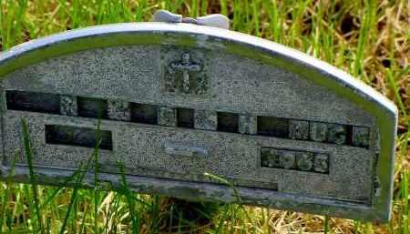 HAUCH, R. D. - Box Butte County, Nebraska   R. D. HAUCH - Nebraska Gravestone Photos