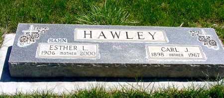HAWLEY, CARL J. - Box Butte County, Nebraska   CARL J. HAWLEY - Nebraska Gravestone Photos