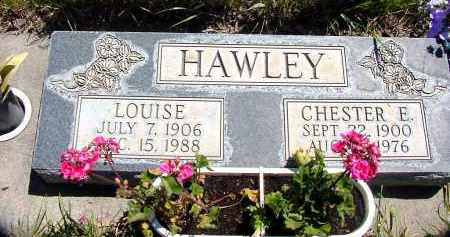 HAWLEY, LOUISE - Box Butte County, Nebraska | LOUISE HAWLEY - Nebraska Gravestone Photos