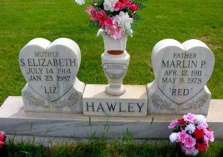 "HAWLEY, MARLIN P. ""RED"" - Box Butte County, Nebraska   MARLIN P. ""RED"" HAWLEY - Nebraska Gravestone Photos"