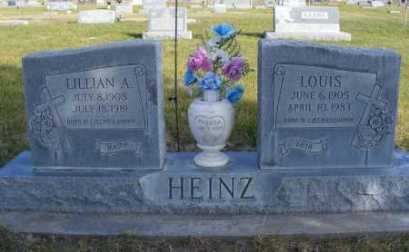 HEINZ, LOUIS - Box Butte County, Nebraska | LOUIS HEINZ - Nebraska Gravestone Photos