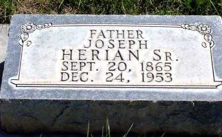 HERIAN SR., JOSEPH - Box Butte County, Nebraska | JOSEPH HERIAN SR. - Nebraska Gravestone Photos