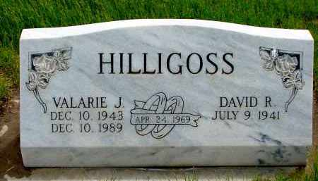 HILLIGOSS, DAVID R. - Box Butte County, Nebraska | DAVID R. HILLIGOSS - Nebraska Gravestone Photos