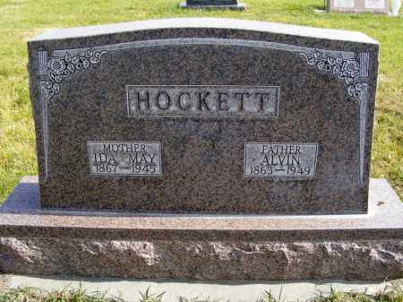 HOCKETT, IDA MAY - Box Butte County, Nebraska | IDA MAY HOCKETT - Nebraska Gravestone Photos