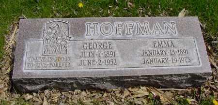 HOFFMAN, EMMA - Box Butte County, Nebraska | EMMA HOFFMAN - Nebraska Gravestone Photos