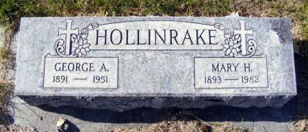 GASSELING HOLLINRAKE, MARY H. - Box Butte County, Nebraska | MARY H. GASSELING HOLLINRAKE - Nebraska Gravestone Photos