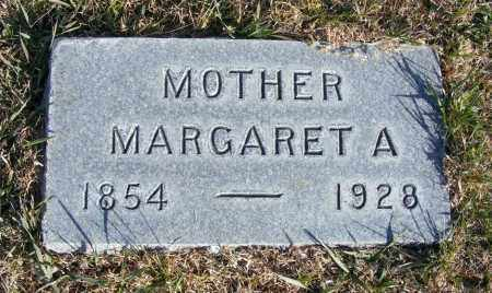 HOLLINRAKE, MARGARET A. - Box Butte County, Nebraska | MARGARET A. HOLLINRAKE - Nebraska Gravestone Photos