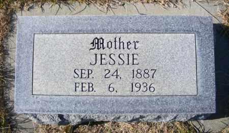 HOMRIGHAUSEN, JESSIE - Box Butte County, Nebraska | JESSIE HOMRIGHAUSEN - Nebraska Gravestone Photos