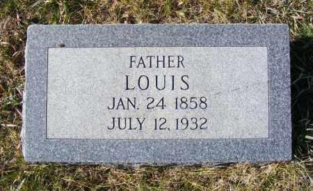 HOMRIGHAUSEN, LUDWIG LOUIS - Box Butte County, Nebraska | LUDWIG LOUIS HOMRIGHAUSEN - Nebraska Gravestone Photos