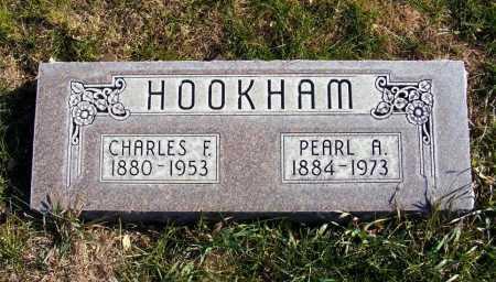 HOOKHAM, PEARL A. - Box Butte County, Nebraska | PEARL A. HOOKHAM - Nebraska Gravestone Photos