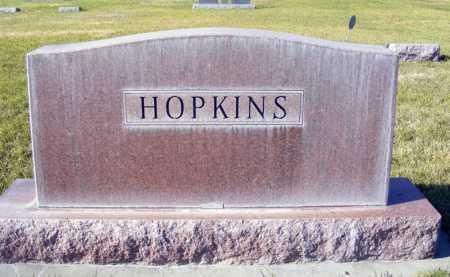 HOPKINS, FAMILY - Box Butte County, Nebraska | FAMILY HOPKINS - Nebraska Gravestone Photos