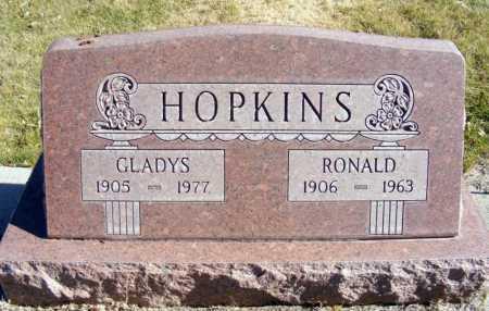 CAHA HOPKINS, GLADYS - Box Butte County, Nebraska | GLADYS CAHA HOPKINS - Nebraska Gravestone Photos